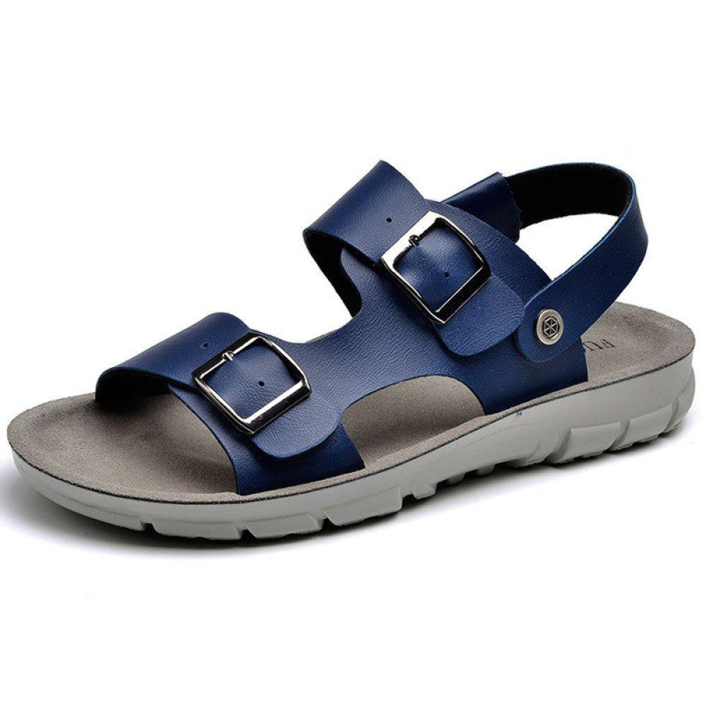Sandalias Respirables Impermeables Al Aire Libre Playa Sandalias De Verano Y Zapatillas Blue