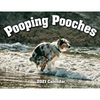 Image for 2021 Pooping Pooches White Elephant Gag Gift Calendar