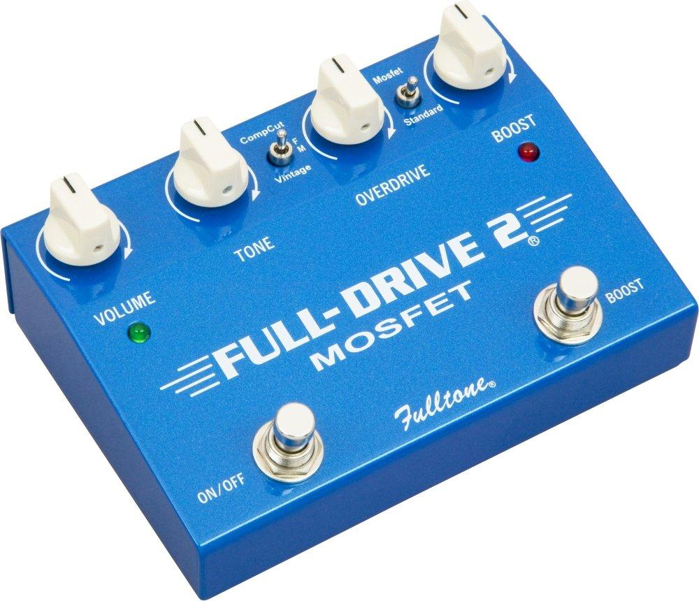 Fulldrive 2 Mosfet Boost / Overdrive Fulltone FD2-Mos okudan-0518_049