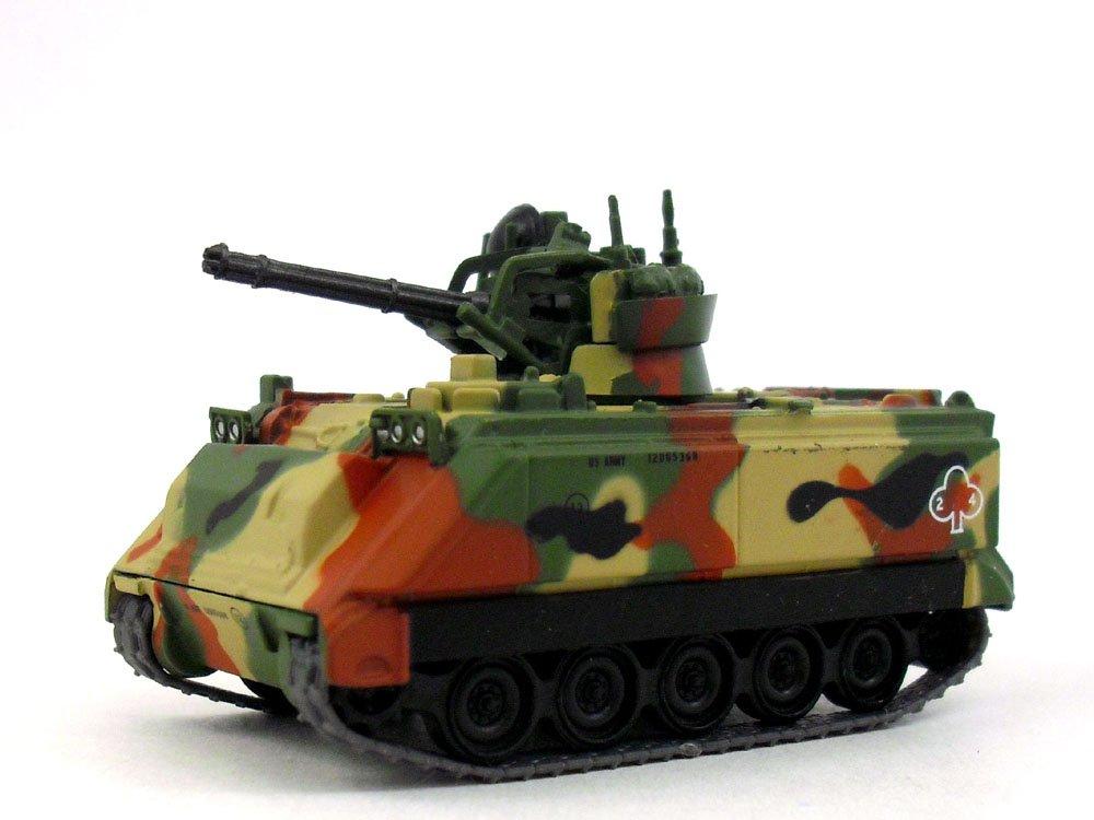 M163 Vulcan Air Defense System Vads Spaag 172 Scale Diecast
