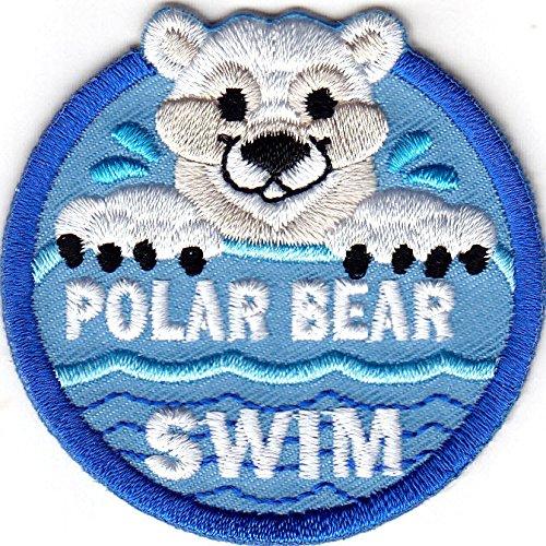 polar bear patch - 3