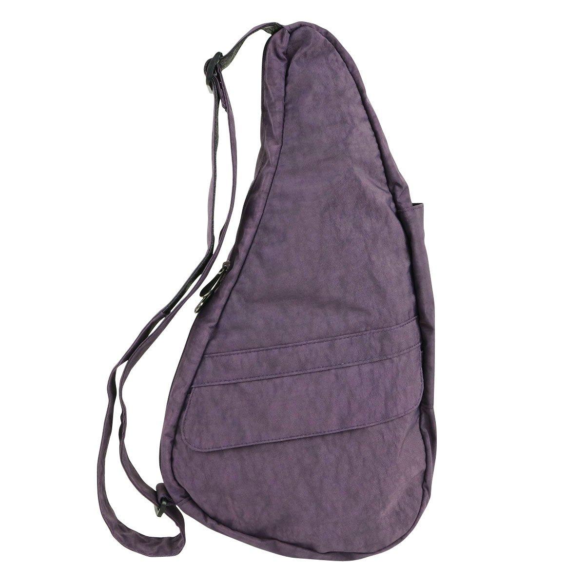 HEALTHY BACK BAG(ヘルシーバックバッグ)テクスチャードナイロン Sサイズ (プラム) B010F5ATXW