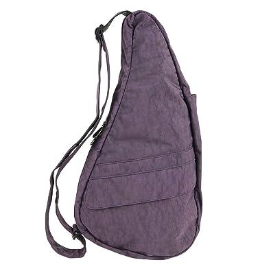 a666734e4611 HEALTHY BACK BAG(ヘルシーバックバッグ)テクスチャードナイロン Sサイズ (プラム)