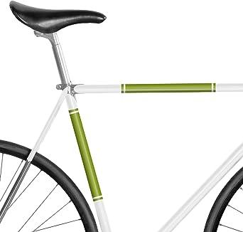 mooxi de Bike reflectante panel Hierba Verde, inspiradas en bicicleta diseño de 60/Italia de los años setenta, reflectantes pantalla hasta Marco grosor 15 cm del Envío: Amazon.es: Iluminación