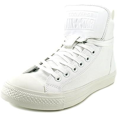ef7500c6d9d3 Converse Chuck Taylor Guard Hi Sneaker White Monochrome (Mens 11  Womens 13)