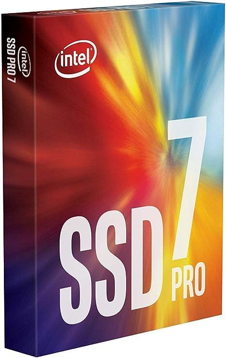 Intel Pro 7600p Unidad de Estado sólido M.2 1024 GB PCI Express ...