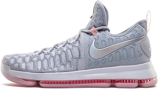Nike Zoom KD 9 LMTD, Zapatillas de Baloncesto para Hombre, Gris ...