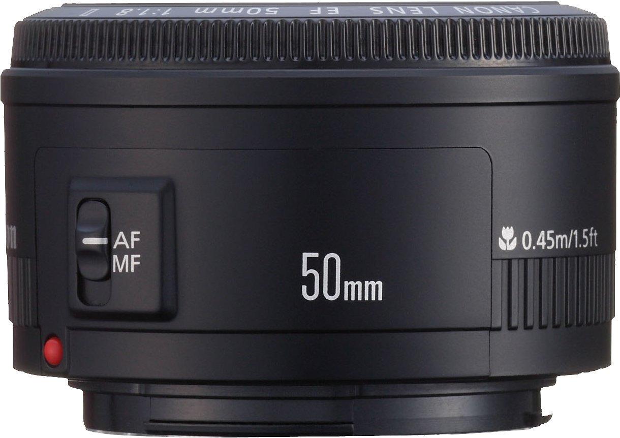 Canon Eos Ef 50mm F 1 8 Ii Prime Lens For Canon Dslr Amazon In