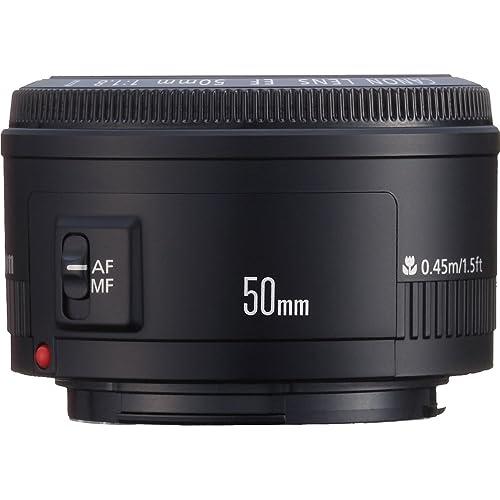 Canon EF 50mm/1:1,8 II Obiettivo