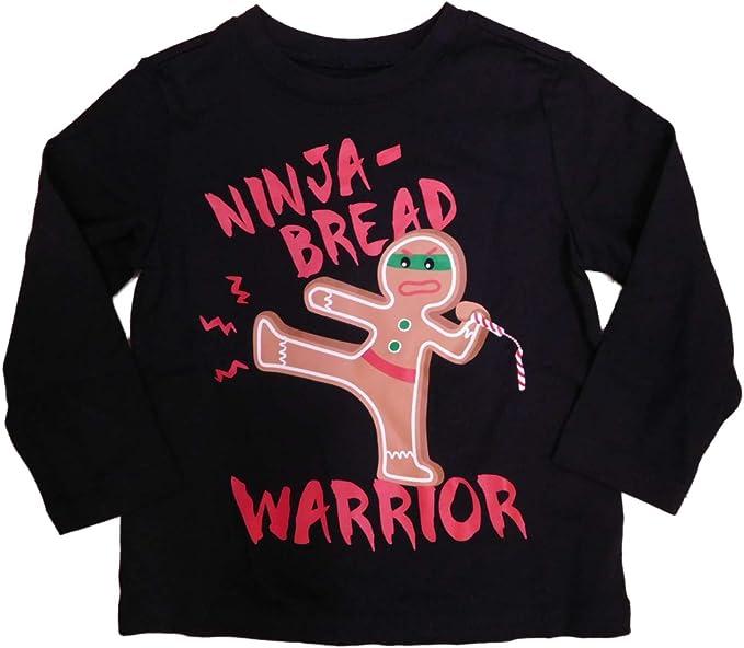 Amazon.com: Para niños Ninja, color pan Warrior Navidad ...