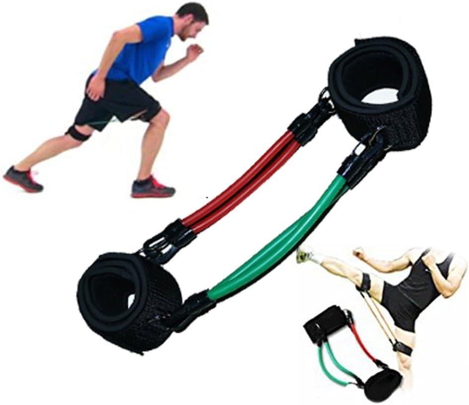 Bandas de resistencia, fuerza, agilidad y velocidad para piernas ...