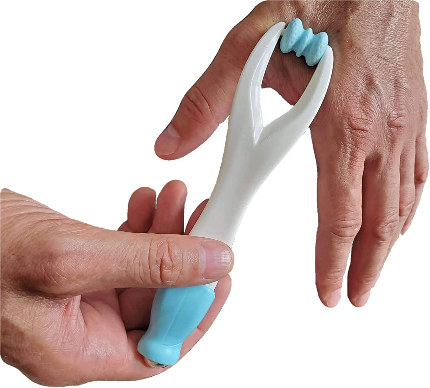 Arthritis Pain Relief , Finger Wrist and Hand Massager for Carpal Tunnel,  Tingling, Stiffness, Fatigue