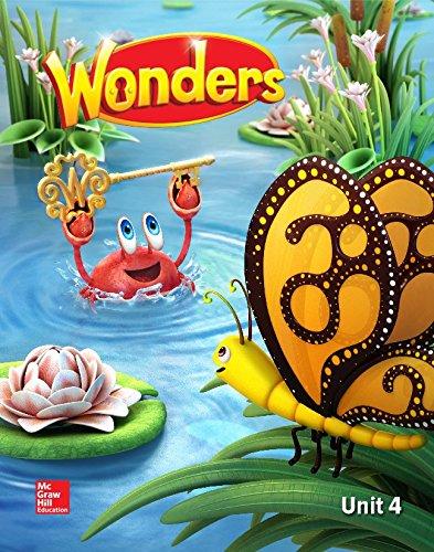 Wonders Reading/Writing Workshop, Volume 4, Grade K (ELEMENTARY CORE READING)