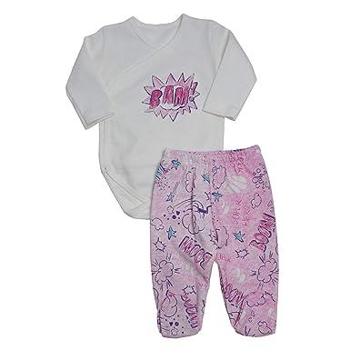 Baby Corner Juego de Body y pantalón de chándal para bebé: Amazon ...