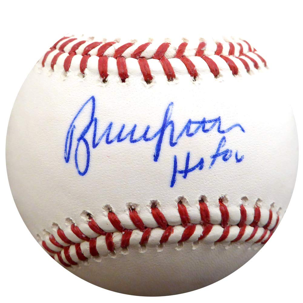 2132dfd7592 Bruce Sutter Signed Auto Major League Baseball St. Louis Cardinals HOF 06 -  PSA DNA Authentic at Amazon s Sports Collectibles Store