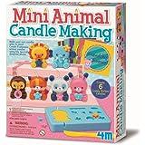 4M Mini Animal Candle Making Kit