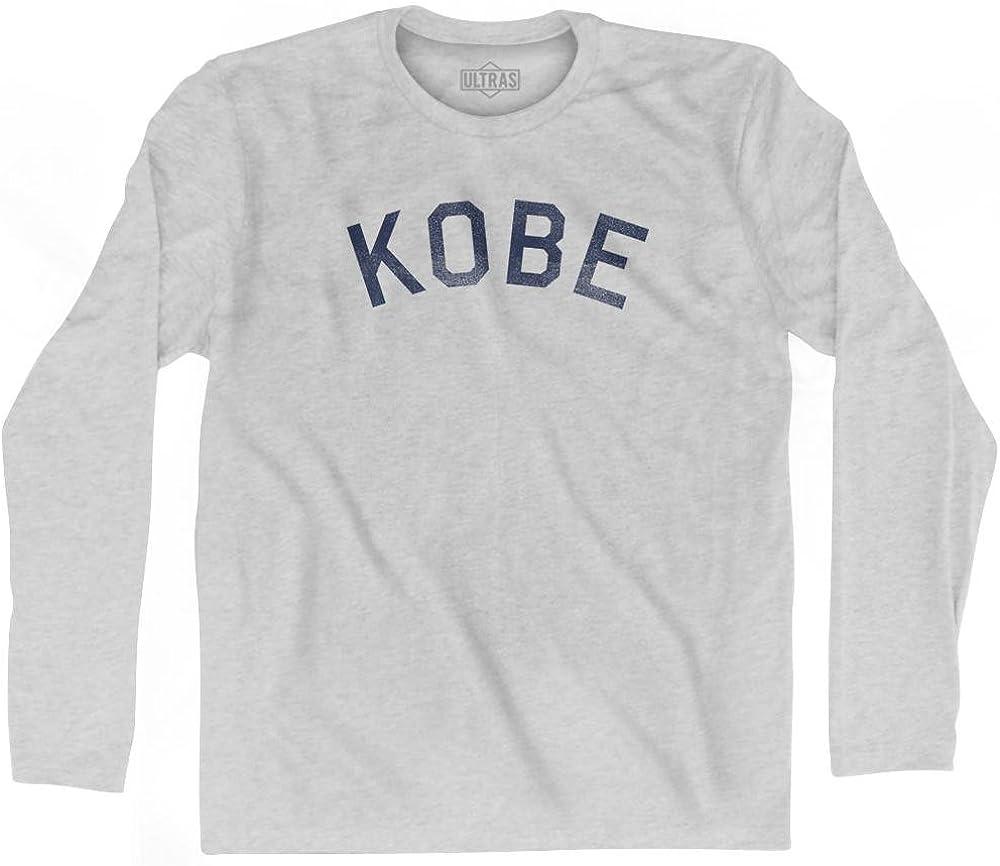 Kobe Vintage City Adult Cotton T-shirt