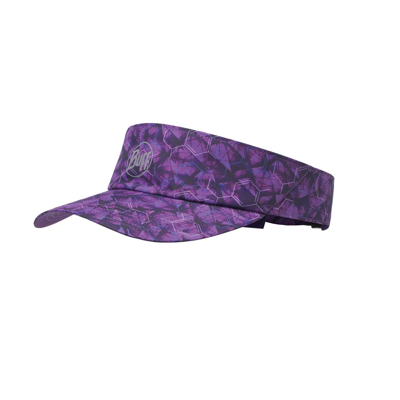Buff R-Adren Visière Femme, Purple Lilac, FR Fabricant : Taille Unique
