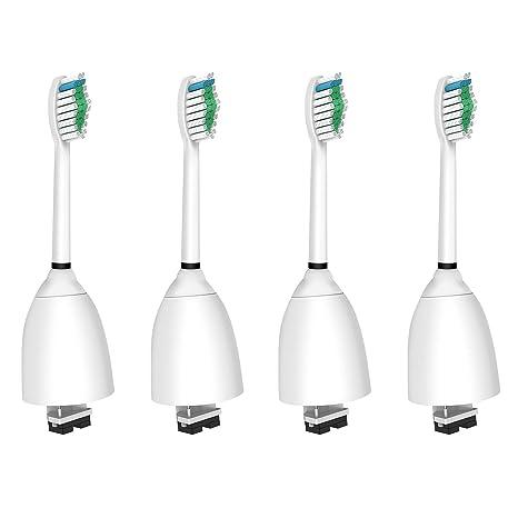 WuYan Cabezales para cepillo de dientes Compatible for Philips Sonicare