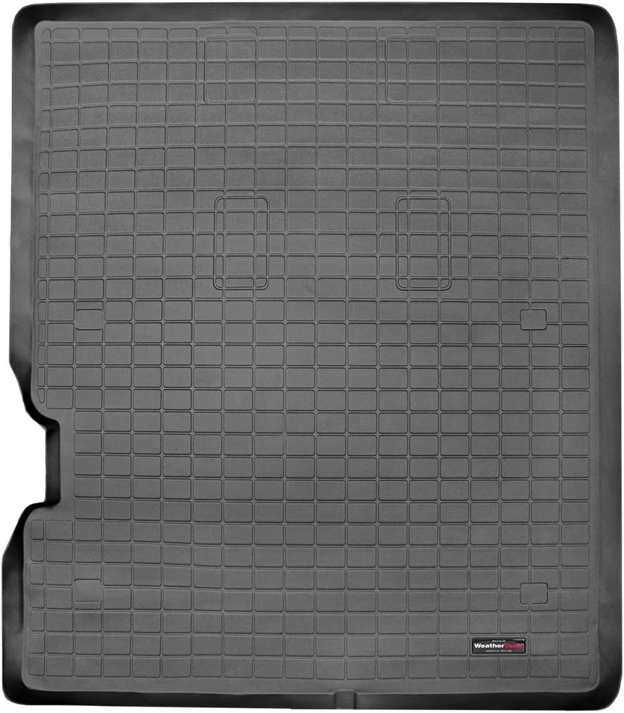 WeatherTech Custom Fit Cargo Liners for Ford Excursion Grey