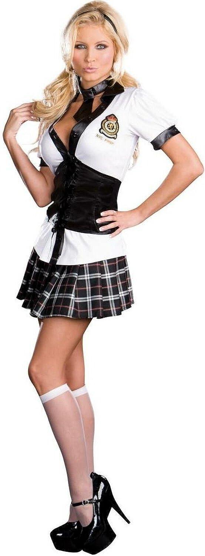 Sexy NYC Schoolgirl Costume