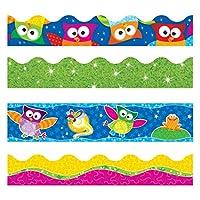 TREND enterprises, Inc. Owl-Stars! Terrific Trimmers, Variety Pack