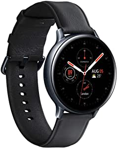 Samsung Galaxy Watch Active2 44mm Stainless Steel LTE - Black