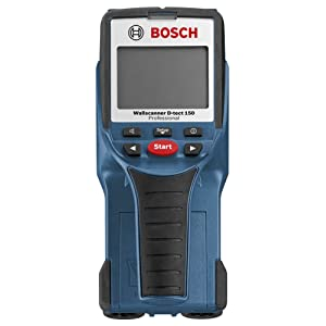 Bosch D-tect 150 - Escáner para pared