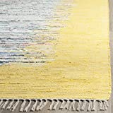 Safavieh Montauk Collection MTK711Q Handmade Stripe