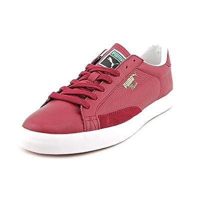 7f66cfefc4ffe5 Puma Match Vulc Men US 13 Burgundy Sneakers  Amazon.co.uk  Shoes   Bags
