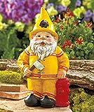 Gnome Statue-fireman For Sale