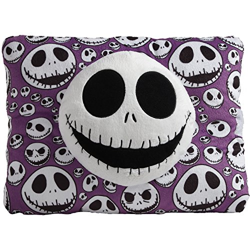 (Pillow Pets Purple Jack Skellington Nightmare Before)