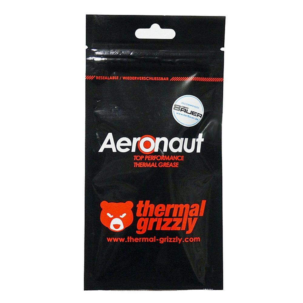 /Heat Sink Compounds Thermal Grizzly Aeronaut 8.5/W//M /· K 1/G Heat Sink Compound/ 1/G, 150//–/200//°C