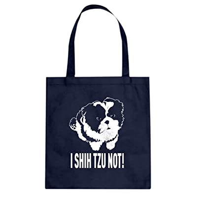 95d261f5be74 best Indica Plateau I Shih Tzu Not Canvas Tote Bag ...