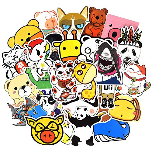 Animal Character Sticker Pack - 1