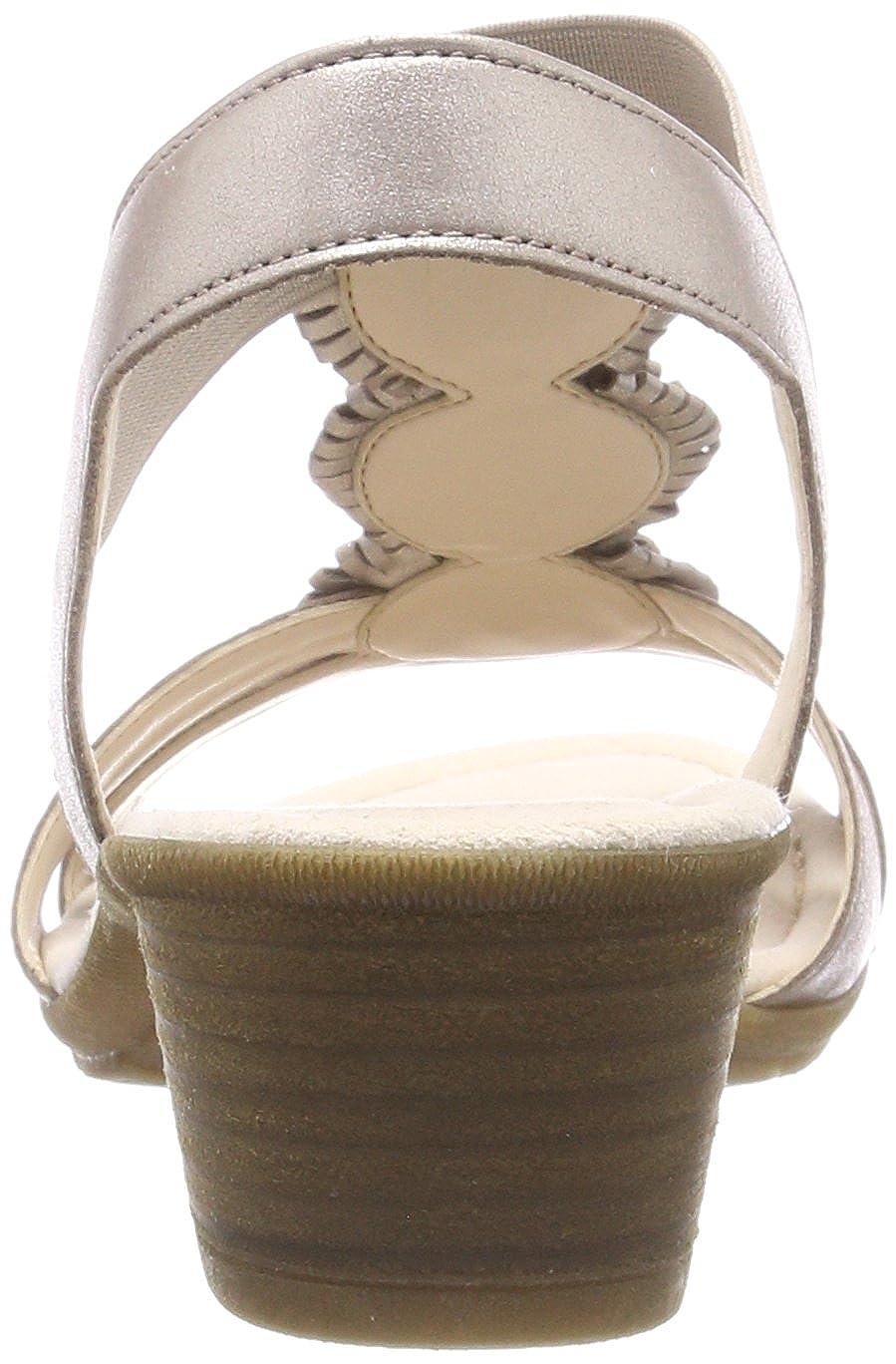 Gabor Casual, Sandali con Cinturino Cinturino Cinturino alla Caviglia Donna | Ottima qualità  | Scolaro/Signora Scarpa  213044