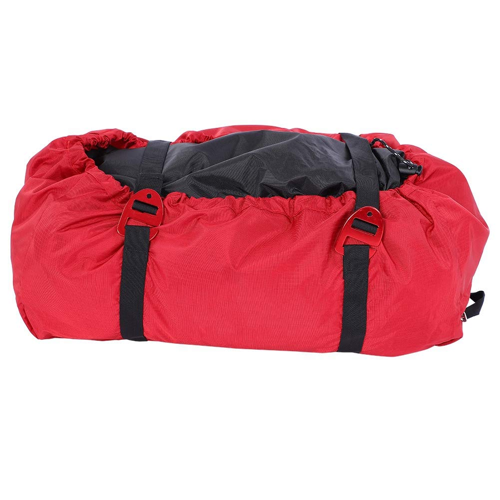 Alomejor Rock Climbing Bag Foldable Water-Proof Rock Climbing Bag Mountaineering Shoulder Backpack for Outdoor Camping Hiking