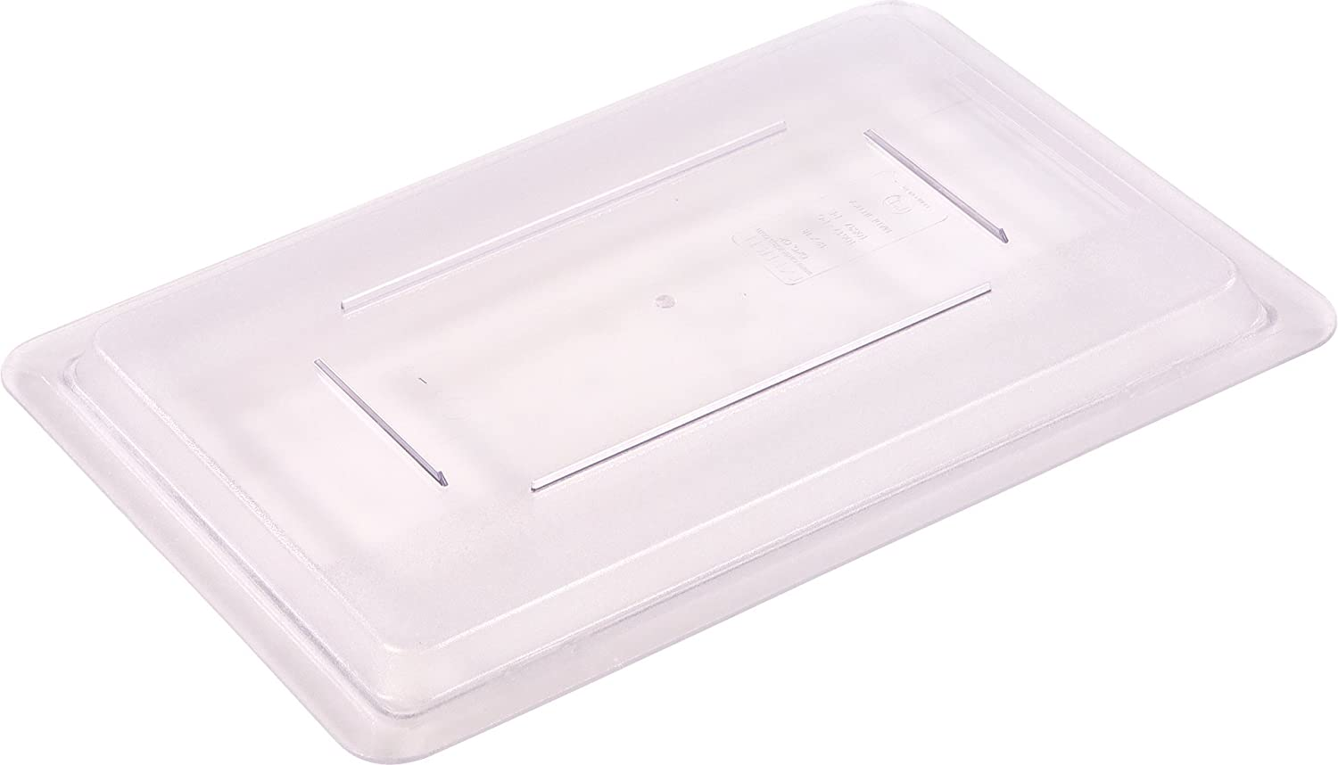 Carlisle 1061707 StorPlus Stackable Food Storage Container Lid Only, 18