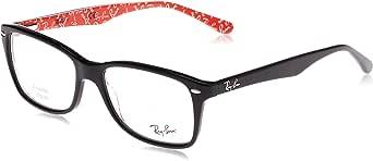 Ray-Ban unisex-adult mens RX5228 Rx5228 Square Eyeglass Frames