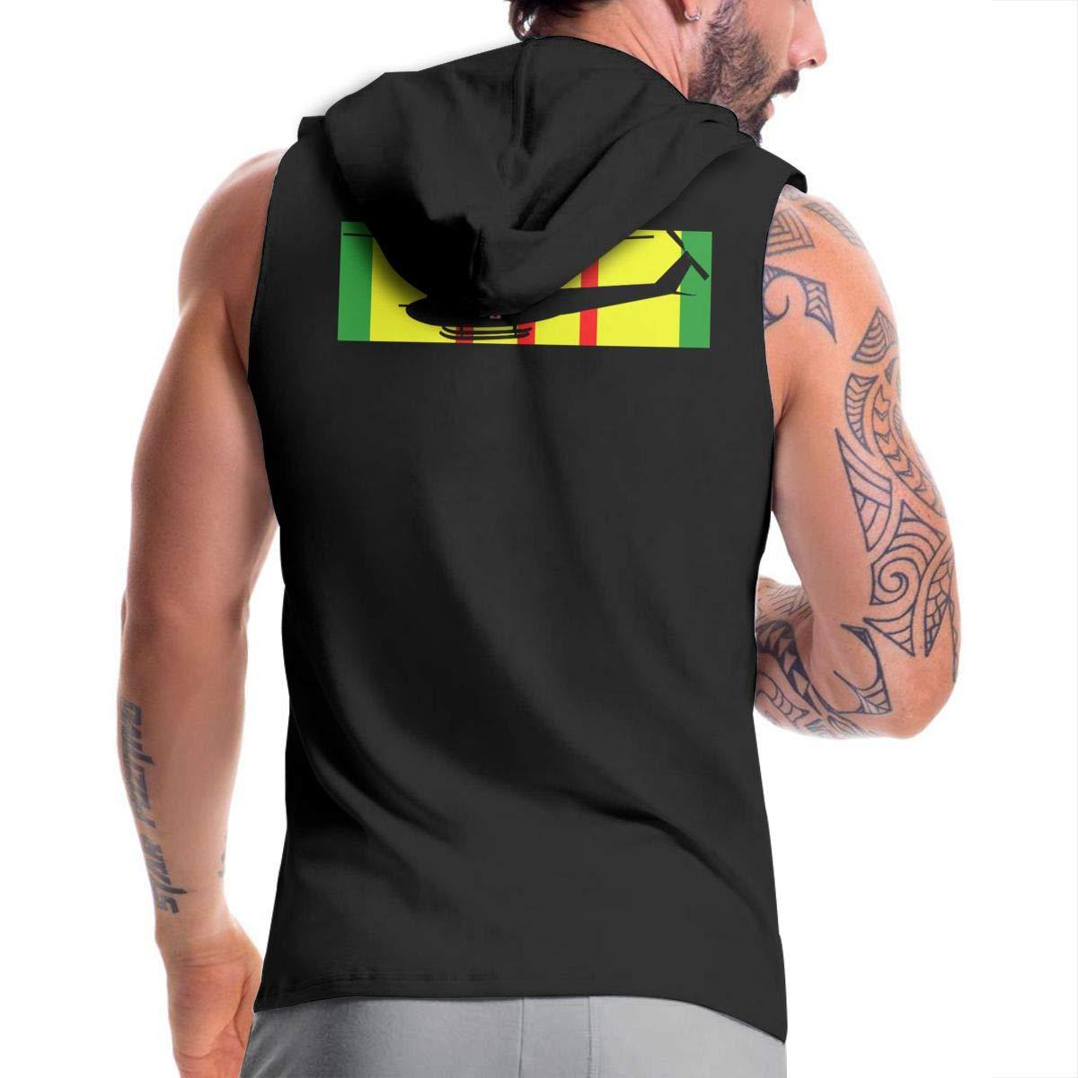 NMBOJR Ribbon Vietnam Mens Hipster Hip Hop Hoodies Shirts