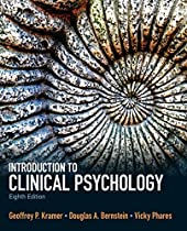 BOOK Introduction to Clinical Psychology (8th Edition) W.O.R.D