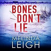 Bones Don't Lie: Morgan Dane, Book 3 | Melinda Leigh