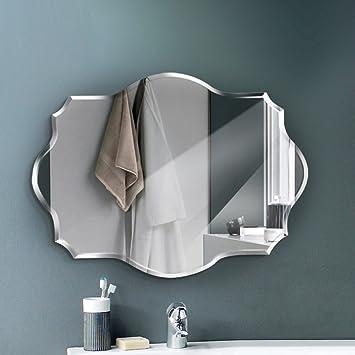 Mirror Spiegel - einfaches Polygon-Badezimmer-Badezimmer ...