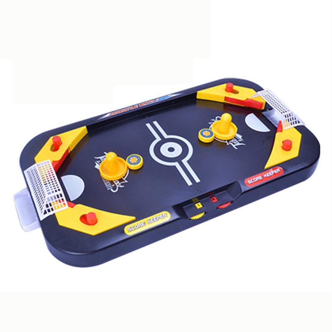 Mini mesa de billar juego juguete, mamum miniatura mesa de hockey ...