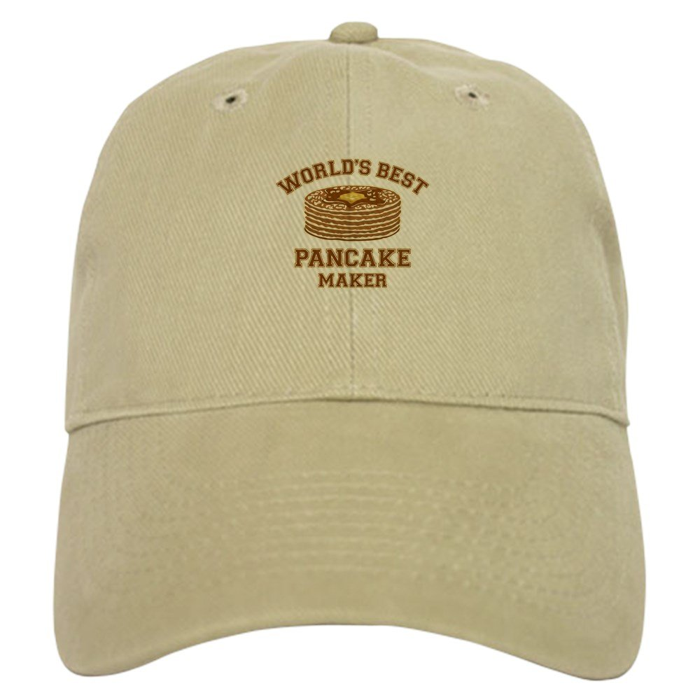Amazon.com  CafePress - Best Pancake Maker - Baseball Cap with Adjustable  Closure a4000bcbe87