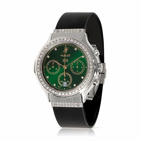Hublot 1621.5.054 MDM - Reloj para Hombre (Acero Inoxidable Certificado)