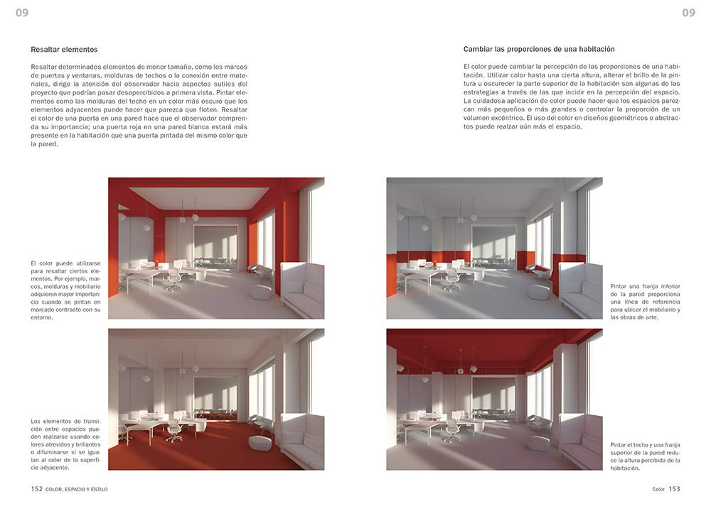 COLOR, ESPACIO Y ESTILO N/ER DETALLES PARA DISEÑADO.DE INTER: CHRIS;LOVE, MIMI GRIMLEY: 9788425231452: Amazon.com: Books