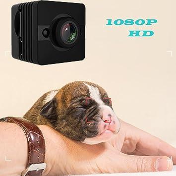 SQ12 Mini Full HD 1080p DV Deportes cámara de acción con IR visión nocturna y detección