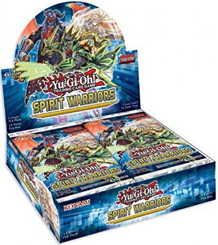 Yu-Gi-Oh! CCG Spirit Warriors Booster Display Box B07492C33G