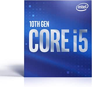 Intel Core i5-10500 Base Clock 3.10GHz; Socket LGA1200; 65 Watt Box